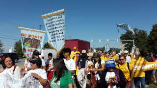Immigrant Groups Hope to Meet with Pope After March