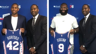 Backup Center Situation With Al Horford, Kyle O'Quinn Shows Sixers Are a Destination