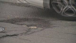 Philadelphia Councilman Proposes High-Tech Pothole Patch