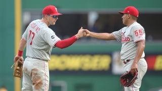 Drew Smyly's Outstanding Debut, Fearless Ranger Suarez Help Phillies Beat Pirates