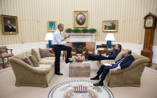 White House Photographer Shares Favorite Obama Photos