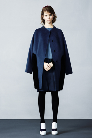 Cozy Cocoon Coats for Pre-Fall