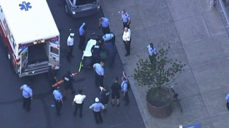 Police Shoot Man During Center City Standoff