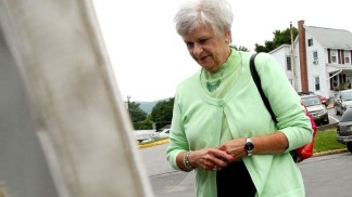 Dottie Sandusky Defends Husband on Stand