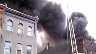 12 Hours Later, South Philly Warehouse Still Smoldering