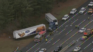 Deadly Accident on NJ Turnpike