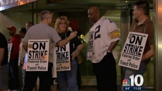 The Heart of the SEPTA Police Strike