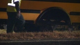 School Bus in GSP Crash Recently Needed Re-Inspected