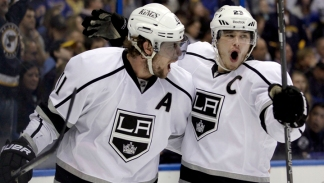 Stars of 2012 NHL Playoffs
