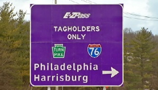 New Electronic Interchange for Pa. Turnpike
