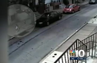Man Tries to Snatch Child Off Philly  Street