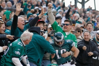 Last Time They Met: Eagles Finish Off Redskins