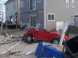 Viewer Images from Sandy