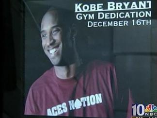 Kobe Bryant's Big Gift to Old HS