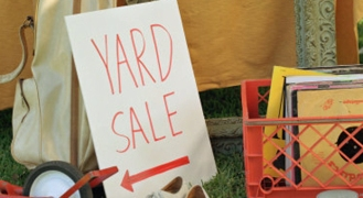 Facebook Yard Sales: 'Shopping From Home'