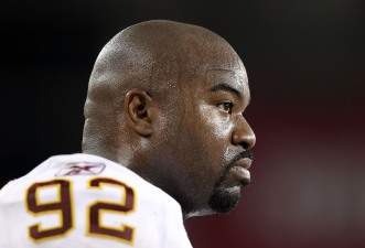 Could Albert Haynesworth Be the New T.O.?