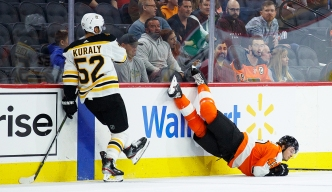 Prospects Get Their Shot, Competition Still Up for Grabs, More From Flyers' Preseason Loss to Bruins