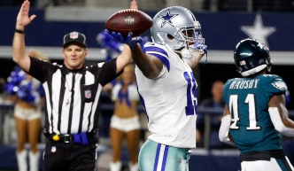 Cowboys 29, Eagles 23 - NFC East Hopes on Life Support After Damaging OT Loss