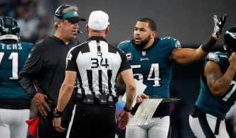 Former NFL Ref Explains Why Eagles Were Robbed on Opening Kickoff