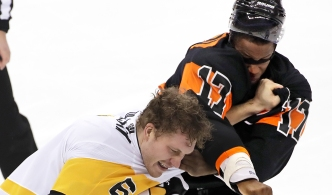 Flyers 'not Taking Any S---' From Penguins