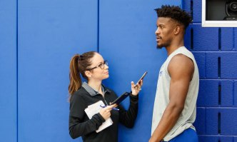 Jimmy Butler Q&A Part 2: Loving Minivans, Understanding Joel Embiid and Annoying NBA Rules