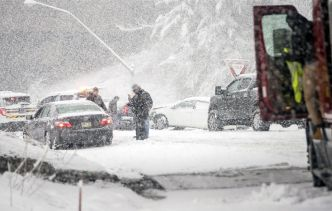 What to Know: Nor'easter Moves Out, Roads Remain Dicey