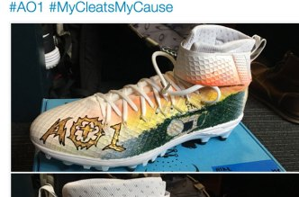 Carson Wentz Is Wearing Bible Verse Cleats This Week