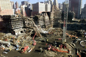 Dover 9/11 Memorial to Feature Trade Center Beams