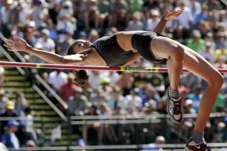 Vashti Cunningham, Track & Field
