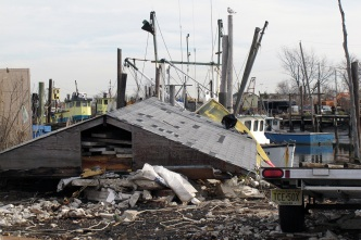 Dune Wars Along Jersey Shore Wage on 4 Years After Sandy