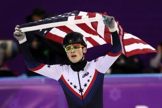 Pa.'s Krueger Wins Silver, Ending U.S. Short Track's Medal Drought