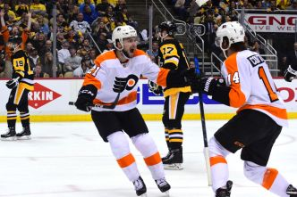 Flyers Force Game 6 With Penguins