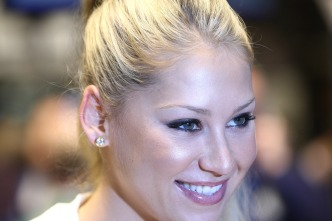 Kournikova Loves Philly