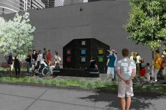 Design for Building Collapse Memorial Wins Approval