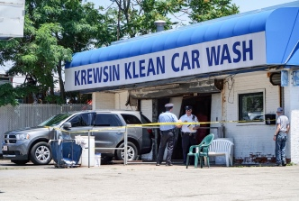 Deadly Accident at NE Philly Car Wash