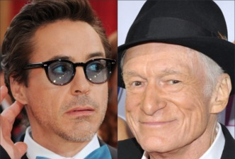 Hef Wants Robert Downey Jr. to  Play Him