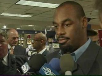 McNabb Talks About Encouraging Kolb