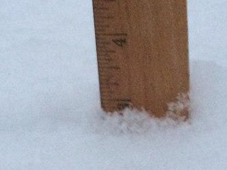 Snow Totals Where You Live