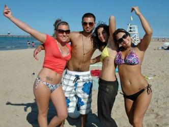 Beach Party Hits A.C.