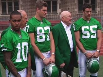 Eagles Go (Kelly) Green Again