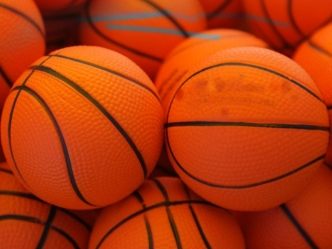 Charity Takes Shot at Buying 10,000 Basketballs