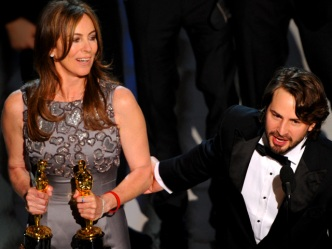 """Hurt Locker"" Makes Oscar History"