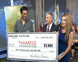 Cole Hamels' Community Work Will Continue to Live On
