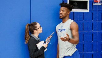 A Jimmy Butler Interview: Loves Philly Fans, Cheesesteaks Not So Much