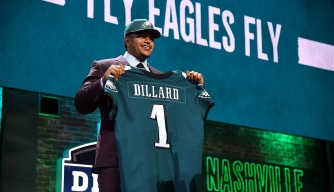 Eagles Sign Rookie Class, Hand Out Jersey Numbers