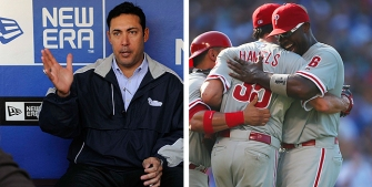 Amaro: Hamels' Trade Talks 'not Very Much' Affected by No-hitter