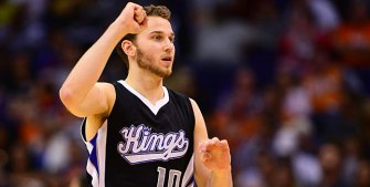 Report: Sixers Acquire Stauskas, Thompson, Landry From Kings