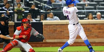 Phillies Rally for Lead Late Before Falling to Mets in 10 Innings