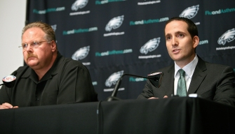 Howie Roseman Using What He Learned From Andy Reid