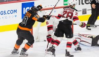 Interesting Developments as Flyers Suffer 1st Loss of 2019-20 Season